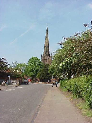 Yardley_Parish_Church