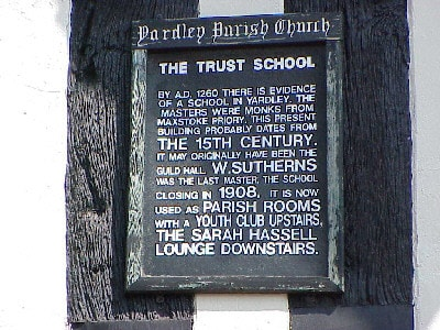 Yardley_School_sign