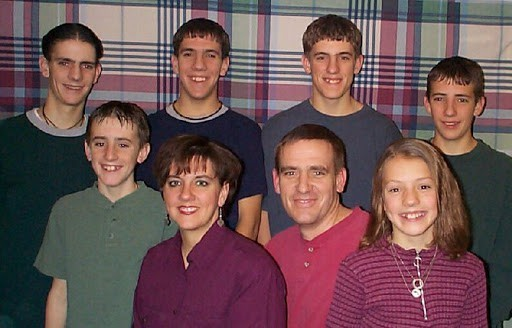 Ron Willmore Family