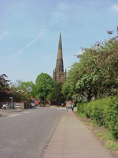 Yardley Parish Church